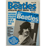 Beatles Book Monthly Magazines 1981 Issues - Original - sold individually - JULY 1981/Excellent - Music Memorabilia