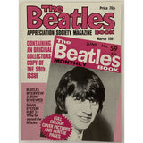 Beatles Book Monthly Magazines 1981 Issues - Original - sold individually - MAR 1981/Excellent - Music Memorabilia