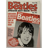 Beatles Book Monthly Magazines 1981 Issues - Original - sold individually - MAY 1981/Excellent - Music Memorabilia