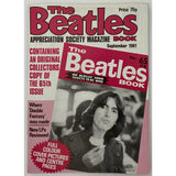 Beatles Book Monthly Magazines 1981 Issues - Original - sold individually - SEPT 1981/Excellent - Music Memorabilia
