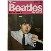 Beatles Book Monthly Magazines 1983 Issues - original 3rd era - sold individually - APR 1983/Excellent - Music Memorabilia
