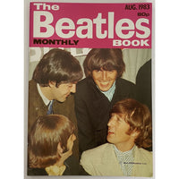 Beatles Book Monthly Magazines 1983 Issues - original 3rd era - sold individually - AUG 1983/Excellent - Music Memorabilia