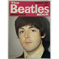 Beatles Book Monthly Magazines 1983 Issues - original 3rd era - sold individually - FEB 1983/Excellent - Music Memorabilia