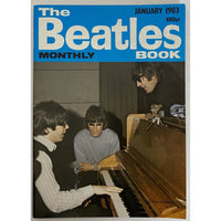 Beatles Book Monthly Magazines 1983 Issues - original 3rd era - sold individually - JAN 1983/Excellent - Music Memorabilia