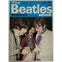 Beatles Book Monthly Magazines 1983 Issues - original 3rd era - sold individually - JULY 1983/Excellent - Music Memorabilia