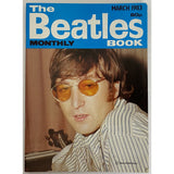 Beatles Book Monthly Magazines 1983 Issues - original 3rd era - sold individually - MAR 1983/VG+ - Music Memorabilia