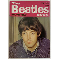 Beatles Book Monthly Magazines 1983 Issues - original 3rd era - sold individually - OCT 1983/Excellent - Music Memorabilia