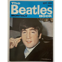 Beatles Book Monthly Magazines 1983 Issues - original 3rd era - sold individually - SEPT 1983/Excellent - Music Memorabilia