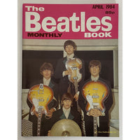 Beatles Book Monthly Magazines 1984 Issues - original 3rd era - sold individually - APR 1984/Excellent - Music Memorabilia