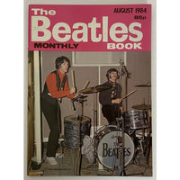 Beatles Book Monthly Magazines 1984 Issues - original 3rd era - sold individually - AUG 1984/VG+ - Music Memorabilia
