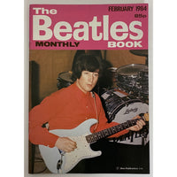 Beatles Book Monthly Magazines 1984 Issues - original 3rd era - sold individually - FEB 1984/Excellent - Music Memorabilia
