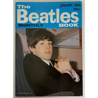 Beatles Book Monthly Magazines 1984 Issues - original 3rd era - sold individually - JAN 1984/Excellent - Music Memorabilia
