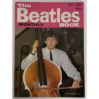 Beatles Book Monthly Magazines 1984 Issues - original 3rd era - sold individually - OCT 1984/Excellent - Music Memorabilia