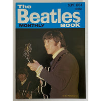 Beatles Book Monthly Magazines 1984 Issues - original 3rd era - sold individually - SEPT 1984/Excellent - Music Memorabilia