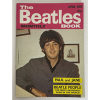 Beatles Book Monthly Magazines 1985 Issues - original 3rd era - sold individually - APR 1985/Excellent - Music Memorabilia