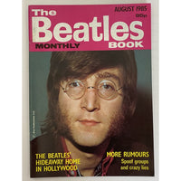 Beatles Book Monthly Magazines 1985 Issues - original 3rd era - sold individually - AUG 1985/Excellent - Music Memorabilia