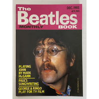 Beatles Book Monthly Magazines 1985 Issues - original 3rd era - sold individually - DEC 1985/Excellent - Music Memorabilia