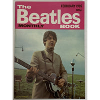 Beatles Book Monthly Magazines 1985 Issues - original 3rd era - sold individually - FEB 1985/Excellent - Music Memorabilia