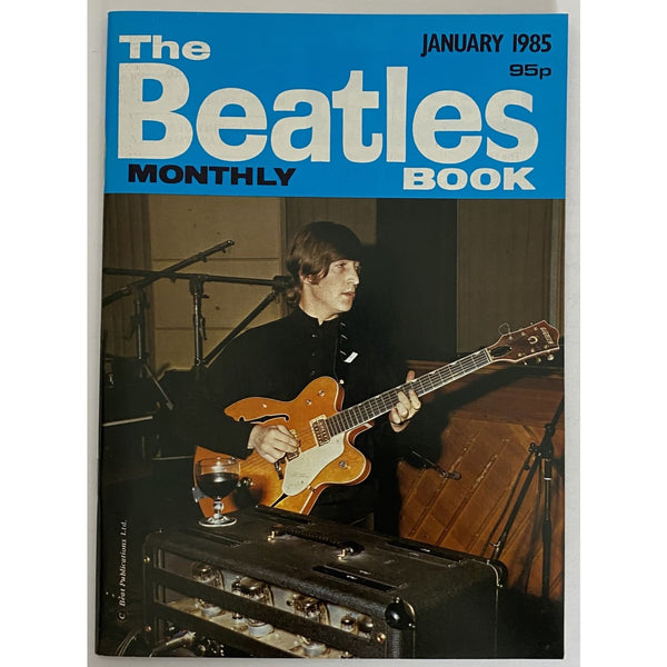Beatles Book Monthly Magazines 1985 Issues - original 3rd era - sold individually - JAN 1985/Excellent - Music Memorabilia