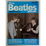 Beatles Book Monthly Magazines 1985 Issues - original 3rd era - sold individually - JULY 1985/Excellent - Music Memorabilia