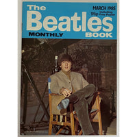 Beatles Book Monthly Magazines 1985 Issues - original 3rd era - sold individually - MAR 1985/Excellent - Music Memorabilia