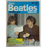 Beatles Book Monthly Magazines 1985 Issues - original 3rd era - sold individually - NOV 1985/VG+ - Music Memorabilia