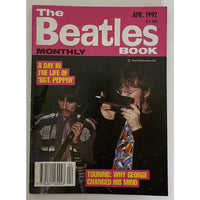 Beatles Book Monthly Magazines 1992 Issues - original 3rd era - sold individually - APR 1992/VG+ - Music Memorabilia
