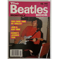 Beatles Book Monthly Magazines 1992 Issues - original 3rd era - sold individually - FEB 1992/Excellent - Music Memorabilia
