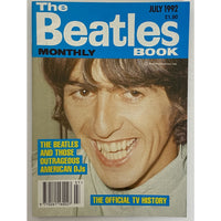 Beatles Book Monthly Magazines 1992 Issues - original 3rd era - sold individually - JULY 1992/Excellent - Music Memorabilia