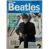 Beatles Book Monthly Magazines 1992 Issues - original 3rd era - sold individually - MAR 1992/Excellent - Music Memorabilia