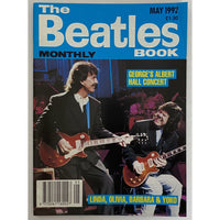 Beatles Book Monthly Magazines 1992 Issues - original 3rd era - sold individually - MAY 1992/VG+ - Music Memorabilia