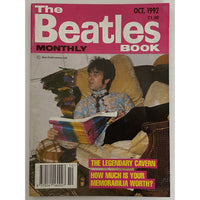 Beatles Book Monthly Magazines 1992 Issues - original 3rd era - sold individually - OCT 1992/VG+ - Music Memorabilia