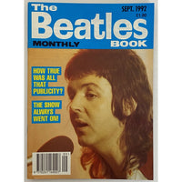 Beatles Book Monthly Magazines 1992 Issues - original 3rd era - sold individually - SEPT 1992/Excellent - Music Memorabilia