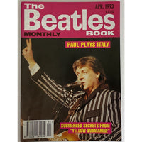 Beatles Book Monthly Magazines 1993 Issues - original 3rd era - sold individually - APR 1993/Excellent - Music Memorabilia