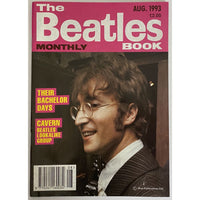 Beatles Book Monthly Magazines 1993 Issues - original 3rd era - sold individually - AUG 1993/Excellent - Music Memorabilia