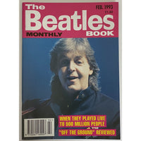 Beatles Book Monthly Magazines 1993 Issues - original 3rd era - sold individually - FEB 1993/Excellent - Music Memorabilia