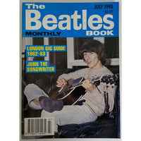 Beatles Book Monthly Magazines 1993 Issues - original 3rd era - sold individually - JULY 1993/Excellent - Music Memorabilia
