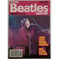 Beatles Book Monthly Magazines 1993 Issues - original 3rd era - sold individually - JUNE 1993/VG - Music Memorabilia