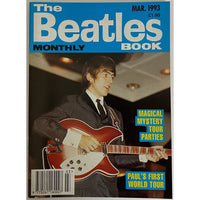 Beatles Book Monthly Magazines 1993 Issues - original 3rd era - sold individually - MAR 1993/Excellent - Music Memorabilia