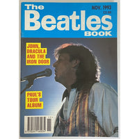 Beatles Book Monthly Magazines 1993 Issues - original 3rd era - sold individually - NOV 1993/Excellent - Music Memorabilia