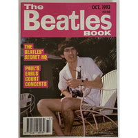 Beatles Book Monthly Magazines 1993 Issues - original 3rd era - sold individually - OCT 1993/Excellent - Music Memorabilia