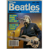 Beatles Book Monthly Magazines 1993 Issues - original 3rd era - sold individually - SEPT 1993/Excellent - Music Memorabilia
