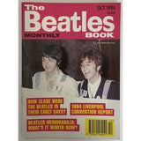 Beatles Book Monthly Magazines 1994 Issues - original 3rd era - sold individually - AUG 1994/Excellent - Music Memorabilia