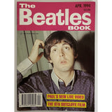 Beatles Book Monthly Magazines 1994 Issues - original 3rd era - sold individually - FEB 1994/Excellent - Music Memorabilia