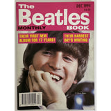 Beatles Book Monthly Magazines 1994 Issues - original 3rd era - sold individually - OCT 1994/Excellent - Music Memorabilia