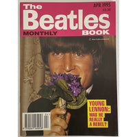 Beatles Book Monthly Magazines 1995 Issues - original 3rd era - sold individually - APR 1995/Excellent - Music Memorabilia