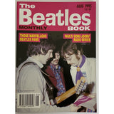 Beatles Book Monthly Magazines 1995 Issues - original 3rd era - sold individually - AUG 1995/Excellent - Music Memorabilia