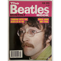 Beatles Book Monthly Magazines 1995 Issues - original 3rd era - sold individually - FEB 1995/Excellent - Music Memorabilia