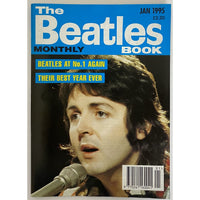 Beatles Book Monthly Magazines 1995 Issues - original 3rd era - sold individually - JAN 1995/Excellent - Music Memorabilia