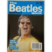 Beatles Book Monthly Magazines 1995 Issues - original 3rd era - sold individually - JULY 1995/Excellent - Music Memorabilia